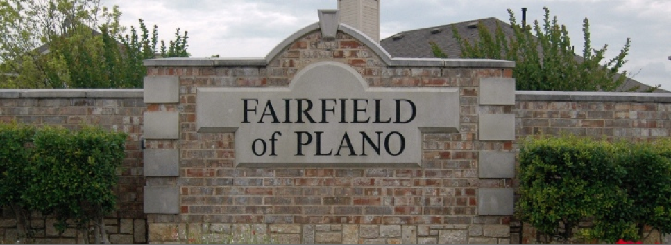 fairfield of plano